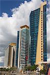 International Waterfront, Port-of-Spain, Trinidad, West Indies, Caribbean, Central America