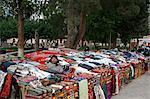 Market in Purmamarca, Quebrada de Humahuaca, Jujuy Province, Argentina, South America