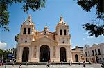 Iglesia Catedral at Plaza San Martin, Cordoba City, Cordoba Province, Argentina, South America, South America