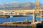 Port of Marmoles in Arrecife, Lanzarote Island, Canary Islands, Spain, Atlantic, Europe