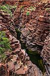 Joffre Gorge, Karijini National Park, The Pilbara, Western Australia, Australia