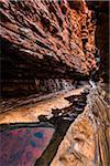 Kermits Pool, Hancock Gorge, Karijini National Park, The Pilbara, Western Australia, Australia