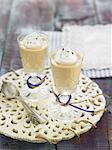Foie gras and truffle Cappuccino