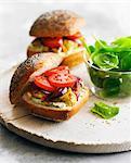 Indian-stye sandwich