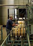 Refining barrels