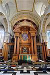 Europe, England, London, St Bride's Church - Fleet Street