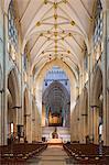 United Kingdom, England, North Yorkshire, York. The Knave at York Minster.