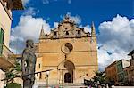 Sant Miquel Church, Felantix, Majorca, Balearics, Spain