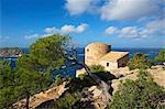 Torre Cala d'en Basset, Sant Elm, Majorca, Balearics, Spain