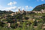 Valldemossa, Mallorca, Balearen, Spanien