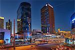City Center on the Las Vegas Strip,Las Vegas, Clark County, Nevada, USA