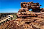 Nature's Window, the Loop, Kalbarri National Park, Western Australia, Australia