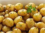 Vildmose potatoes with parsley