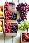 Farmer's Market Fruit for Sale, Toronto, Ontario, Canada