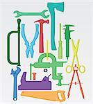 A set of color tools