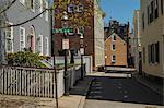 Historic view of Charlestown.