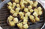 spicy thai dumplings