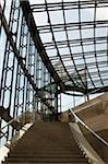 Staircase, Deutsches Historisches Museum, Berlin, Germany