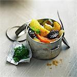 Mixed vegetable and prune Tajine