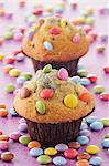 M&M's muffins