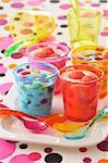 Candy yoghurts