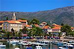 Orebic Harbour, Orebic, Dalmatian Coast, Croatia, Europe,