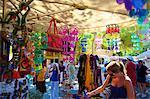 Hippie Market, Punta Arabi, Ibiza, Balearic Islands, Spain, Europe