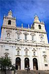 Monastery of Sao Vicente de Fora, Lisbon, Portugal, Europe