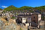 Ghost Town of Kayakoy, Anatolia, Turkey, Asia Minor, Eurasia