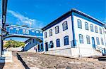 Casa da Gloria, Diamantina, UNESCO World Heritage Site, Minas Gerais, Brazil, South America