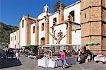 Sunday morning market, Teror, Gran Canaria, Canary Islands, Spain, Europe
