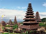 The temple of Pura Besakih, Bali, Indonesia, Southeast Asia, Asia
