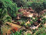 Holy Springs of Sebatu, Bali, Indonesia, Southeast Asia, Asia