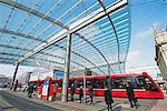 Bern train station, Berne, Switzerland, Europe