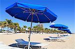 Beach on Ocean Boulevard, Fort Lauderdale, Florida, United States of America, North America