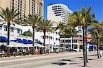 Ocean Boulevard, Fort Lauderdale, Florida, United States of America, North America