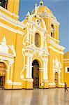 Cathedral of Trujillo, Trujillo, Peru, South America
