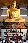 Ceremony of the 28 Buddha, Paris, France, Europe