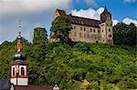 Main valley, Franconia, Bavaria, Germany, Europe