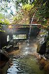 Kurokawa onsen, public spa, Kyushu, Japan, Asia