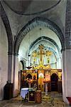 St. Lukes Church, Old Town (Stari Grad), Kotor, Bay of Kotor, UNESCO World Heritage Site, Montenegro, Europe