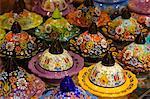 Souvenirs, Central Market, Abu Dhabi, United Arab Emirates, Middle East