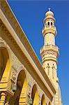 Ornate Mosque, Abu Dhabi, United Arab Emirates, Middle East