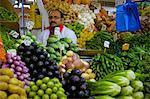 Vegetable and Meat Market, Al Ain, Abu Dhabi, United Arab Emirates, Middle East