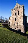 St. Andrews Castle, Fife, Scotland, United Kingdom, Europe