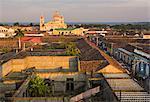 Granada cathedral, Granada, Nicaragua, Central America