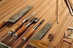 Carpentry, tools, Osijek, Croatia, Europe