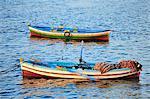 fishermen, boats along the peninsula of Mahdia,