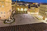 View of Piazza (square) della Signoria