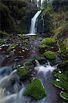 Northumberland, Hindhope Linn Waterfall